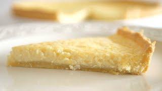 Простой и вкусный сырный пирог. Подробный рецепт