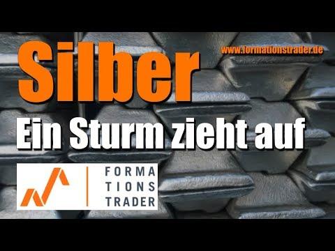 Silber: Ein Sturm zieht auf