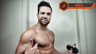 3 Neue Brust Übungen - Kurzhanteln