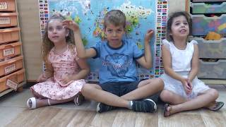 שבט אחים ואחיות - הגרסא הראש פינאית