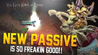 NEW PASSIVE IS OP!! Vainglory 5v5 Gameplay - Krul |WP| Jungle Gameplay