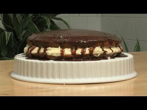 How To Bake Boston Cream Pie