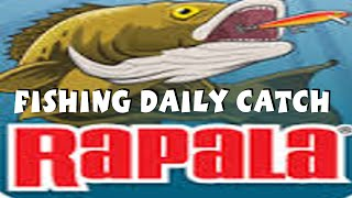 Rapala Fishing Daily Catch (by Concrete Software, Inc.) - iOS / Android - HD Gameplay Trailer