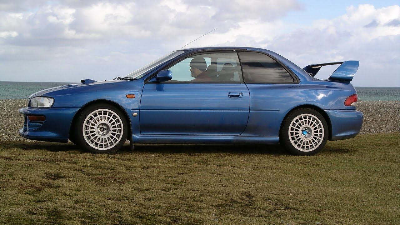 subaru 22b in car trackday action jdm limited edition 126 400 youtube. Black Bedroom Furniture Sets. Home Design Ideas