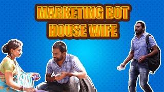Marketing Boy and House Wife Funny Video    Kannada Fun Bucket 108    Top Kannada TV