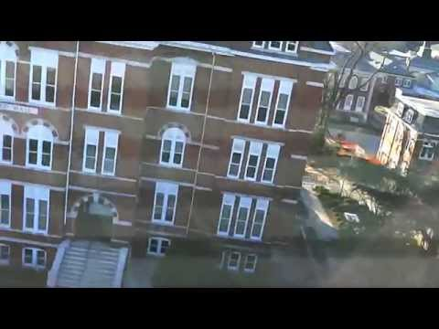Samford Hall Aerial