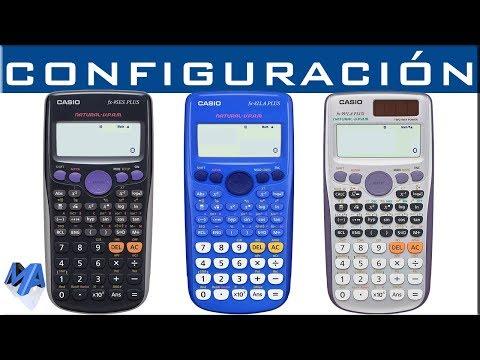 Uso correcto de la Calculadora Científica Fx  82, 85, 95, 350, 570, 911 ES o LA PLUS y similares
