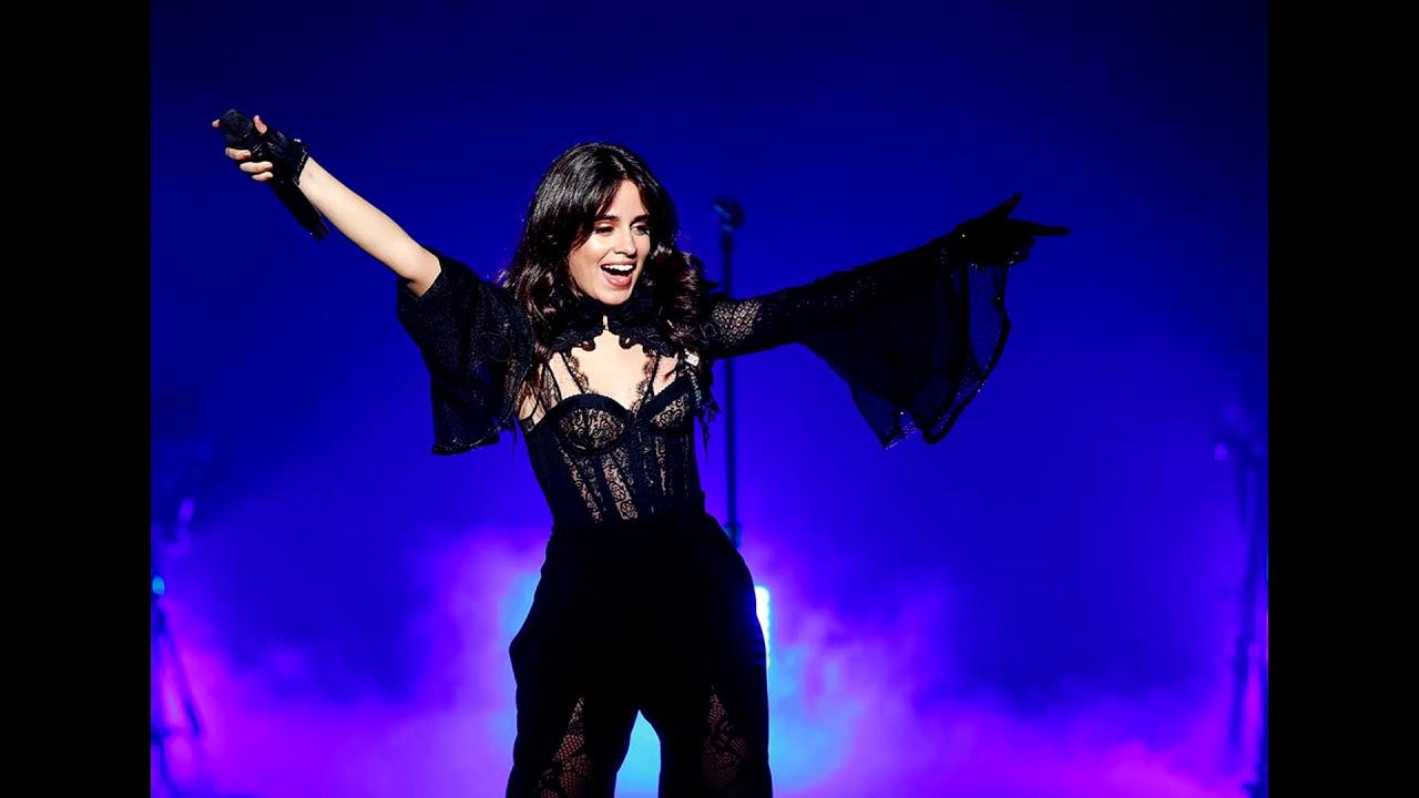 Camila Cabello - Intro & Never Be The Same (Tour Live Studio Version)