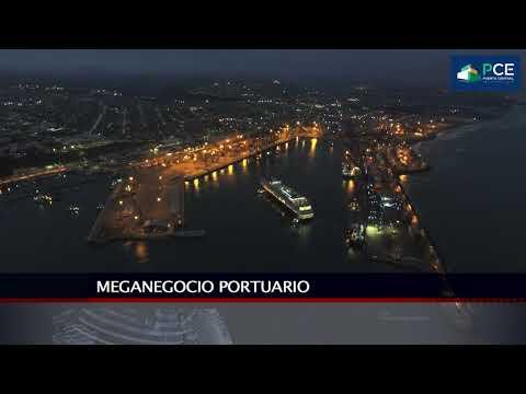 14 ENE 2019 Gigante portuaria DP World de Dubai se hace de la propiedad de Puerto Central