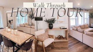 Download FURNISHED HOME TOUR 2021   Modern Natural Home Decor
