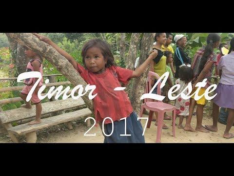 East Timor Travel Trip - 2017