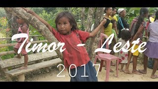 East Timor Travel Trip - 2017