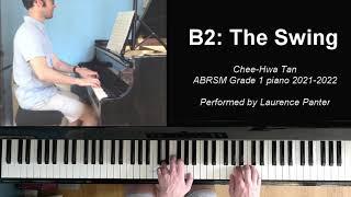 B:2 The Swing (ABRSM Grade 1 piano 2021-2022)