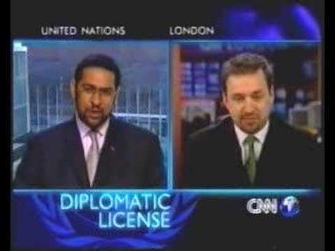 (28/1/01) CNN Report On Liberia's Diamond Trade (Part 1)