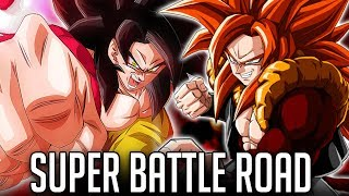 THE SHADOW DRAGON ARC TEAM HAS NEVER LOOKED BETTER! Super Battle Road | DBZ Dokkan Battle