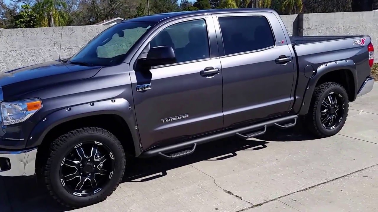 2015 xsp x toyota tundra crewmax 5 7 youtube. Black Bedroom Furniture Sets. Home Design Ideas
