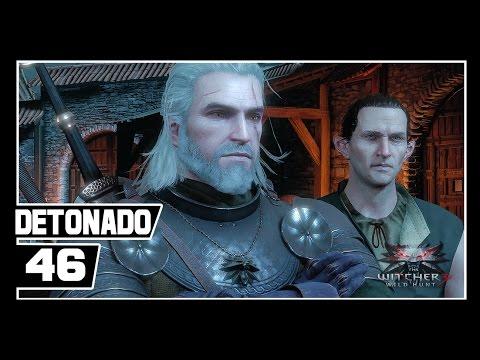 The Witcher 3: Wild Hunt Detonado - Parte #46 - Hattori Mestre Ferreiro!! Missão estilo GTA