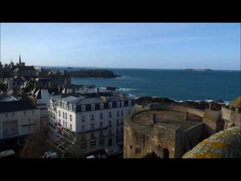 Saint-Malo : ascension du donjon