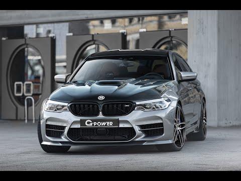 G-POWER G5M HURRICANE RR - 900 hp - BMW M5 F90 - English