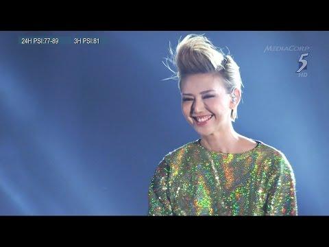 Stefanie Sun 孙燕姿 - 天黑黑, 我要的幸福, 绿光 in Sing50 Concert [HD]