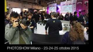 NOC-PILLS - PHOTOSHOW Milano - 23-24-25 ottobre 2015