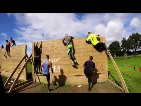 Tough Mudder UK South West Badminton 19th August 2017