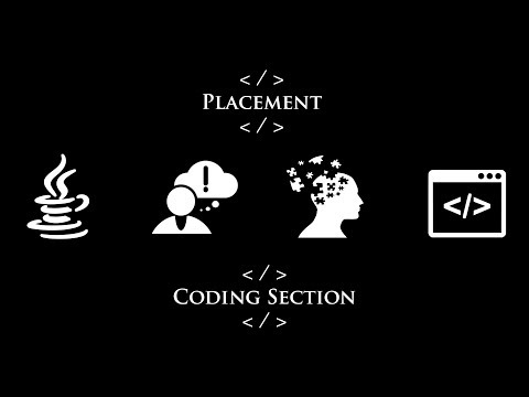 Coding Section In Online Tests For Computer Science | Automata Round |  Programming |  Placements.