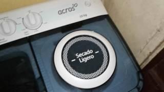 acros 10kg twin tub washing machine