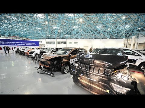 China to ease foreign investment limits for auto industry