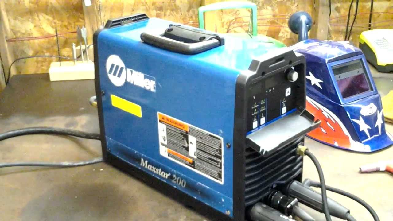 miller maxstar 200sd vid1 youtube miller welding cables miller maxstar 200 wiring diagram [ 1280 x 720 Pixel ]