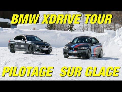 BMW xDrive Tour / Conduire en sécurité... et aussi s