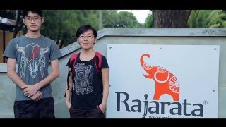Rajarata Hotel Commercial 2016