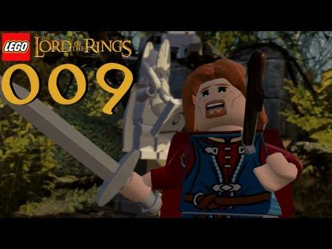 Let's Play LEGO Herr der Ringe #009 Boromirs Verrat [Together] [Deutsch] [Full-HD]