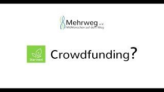 Crowdfunding auf Startnext