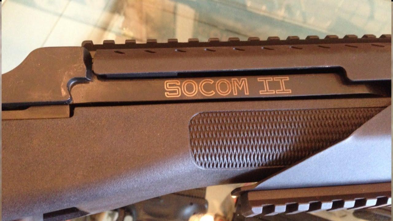 Springfield M1A SOCOM 2 Review