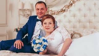 Свадебная фотосессия от фотографа Евгении Омельченко в XXL Studio и Orly Park