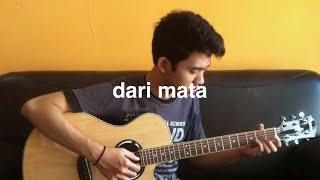 Download lagu Dari Mata - Jaz (Fingerstyle Cover)