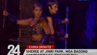24 Oras: Sheree At Jinri Park, Mga Bagong Kontrabida Sa \