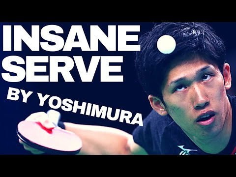 So You Think You Have A Good Serve @ Table Tennis ?