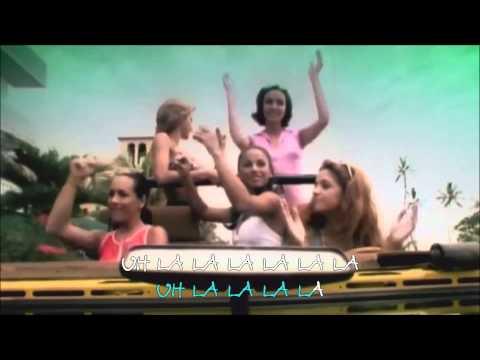Alexia - Uh La La La (Karaoke HD)