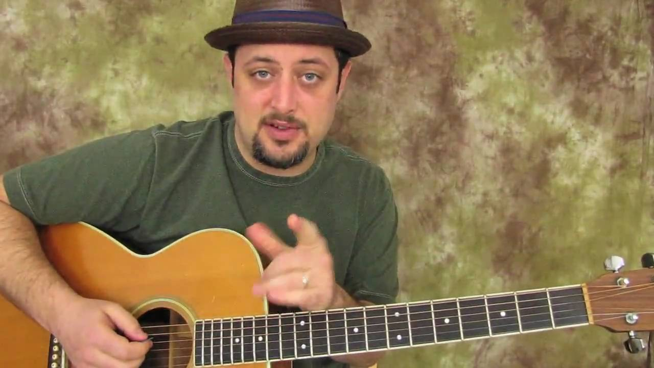 Blues Guitar Chords Youtube