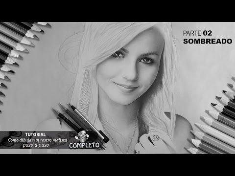 Como dibujar un retrato a lapiz paso a paso I Como sombrear un retrato Victoria Justice