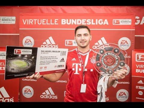 Virtuelle Bundesliga 13/14 Finale - Finalmatch - 10.05.2014