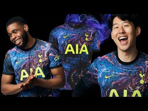 Introducing Spurs new 2021/22 Nike Away Kit!