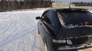 Тест Драйв Черныша Жоры (ВАЗ 2112) #Автомобили