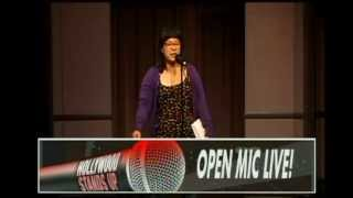 HOLLYWOOD STANDS UP: Open Mic Live 5-16-12