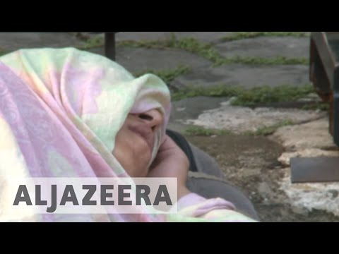 Afghan asylum seekers forced to live on Jakarta's streets