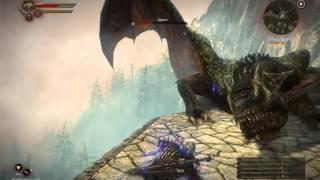 Ведьмак 2 Битва с Драконом
