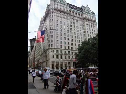 That Plaza Hotel where that Plaza Accord was done in Sept 1985