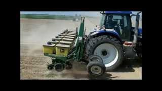 Bennett Farms Soybean Planting '12
